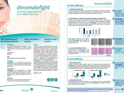 chromabright fact sheet