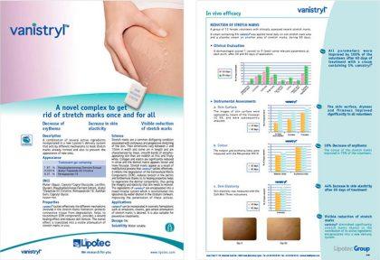 vanistryl fact sheet