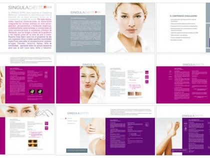 SingulaDerm Catalog