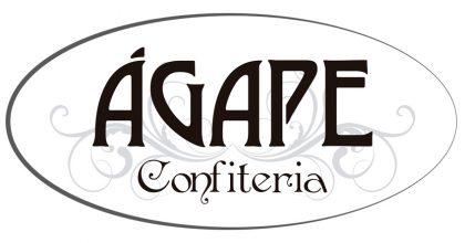 Ágape Confitería Logo