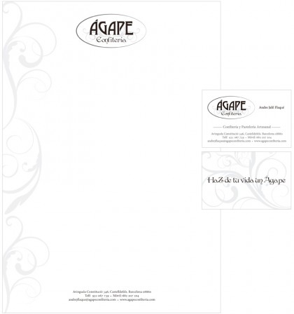 Ágape Identity