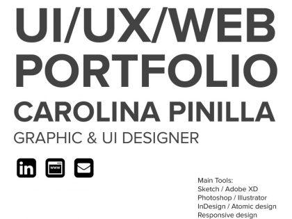 UX-UI Portfolio