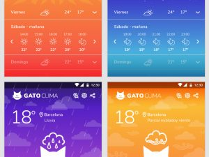 Prototype-Weather app