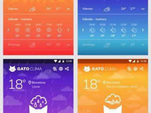 Prototype-Weather app